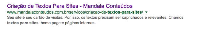 Meta Tags influenciam no SEO